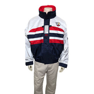 Helly Hansen - Men's Large Matchrace Worrell 1000 Sailing Nautical Jacket