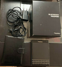 Smartphone Blackberry Passport 32Go AZERTY