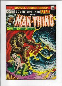 Fear #15 (1973) Man-Thing FN/VF 7.0