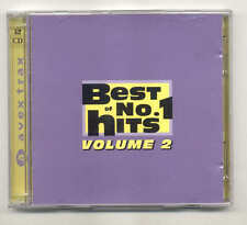 Best of No.1 Hits Volume 2 CD 2-Disc Set VGC