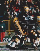 PACKERS Marv Fleming signed photo 8x10 AUTO Autographed Green Bay Suprt Bowl I