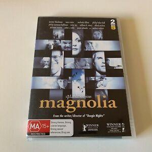 Magnolia (DVD, 2006, 2-Disc Set) Tom Cruise R4