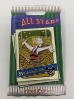 Disney Scrooge McDuck All Stars Swimming Trading Card LE Pin