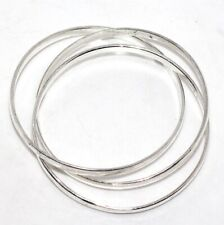 Plated Bangle Jewelry Gw Vintage Style 925 Sterling Silver