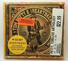 Tom Petty and the Heartbreakers: The Live Anthology ~ NEW 4-CD Box Set (2009)