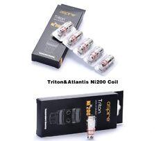 Aspire Triton & Atlantis Ni200 Coils Head 0.15 ohm Ni200 5 pack