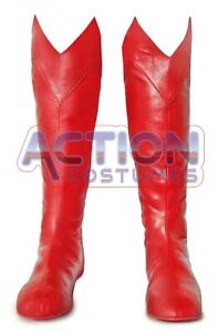 Superman Boots 80´s Style
