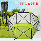 Large Baby Play Yard Playpen Safety Activity Play Center Infant Indoor Outdoor
