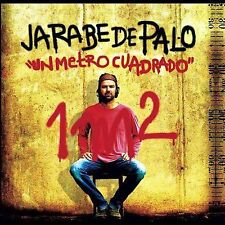 Un Metro Cuadrado 1m2 by Jarabe de Palo (CD, Apr-2005, )NEW