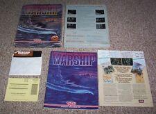 C64: Warship - SSI SSI 1986