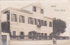 * MIRA - Fotocartolina - Villa Nina 1908