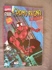L'UOMO RAGNO DELUXE #  5 - MARVEL COMICS - OTTIMO