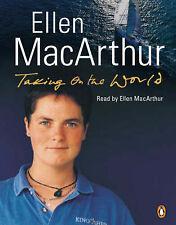 Taking on the World by Ellen MacArthur (Audio cassette, 2002)
