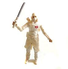 "GI JOE Movie Action Force STORM SHADOW NINJA 3.75"" toy figure & accessory"