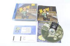 Sega Dreamcast Tomb Raider The Last Revelation Game Pal V2