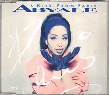 Abyale - A Kiss From Paris - CDM - 1992 - House 4TR Pascal Henninot Dance Pool