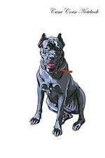 Cane Corso Notebook Record Journal, Diary, Special Memories, to Do List,.