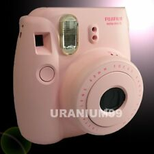 Fuji Instax Mini 8 Camera Pink Instant Film Fujifilm Photo Picture