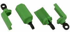 Shock Shaft Guard Traxxas 1:10 Scale Green by RPM  RPM80404