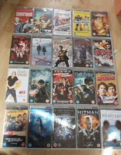 PSP UMD Movies  x 20 new & sealed mixed titles  RRP £50+     (box 41)