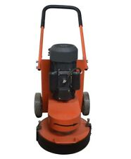 "IntBuying Concrete Floor Grinder,Concrete Polishing Machine 220V 4HP 14.9"" Wide"