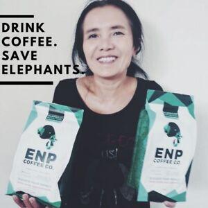 ENP Coffee Co. Thai Blend Organic Shade Grown Coffee Beans 400g