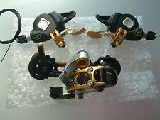 Sram SRAM X0 trigger rear derailleur long gold Noir KLEIN