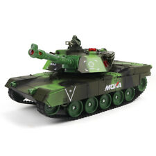 2.4G Battle Remote Control Tank Charging Can Launch Off-Road Tracked Toy Car