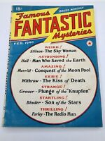 Famous Fantastic Mysteries #  February 1940 Magazine ~ FN