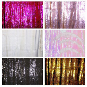 GTX Studio 8x8ft Sequin Background 2 Color Reversible Photo Booth Backdrop