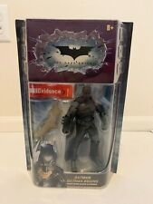[New] Mattel Dark Knight Batman Begins Chase Figure with Crime Scene Evidence