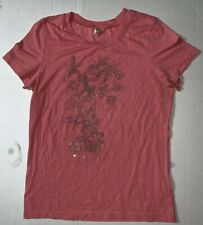 Preowned- Abercrombie & Fitch Vintage Graphic T-Shirt Womens (Size L)