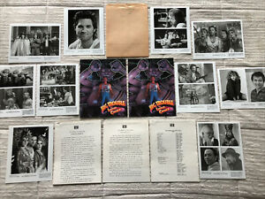 BIG TROUBLE IN LITTLE CHINA 1986 - MOVIE PRESS KIT