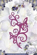 Stanzschablone Prägeschablone Swirl Schmetterling Precious Marieke PM10012