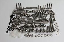 KTM 660 SMC Edelstahlschraubensatz Verkleidung und Motordeckel
