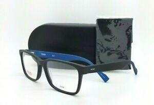 NEW HUGO BOSS Prescription RX Frame HG 182 003 Matte Black AUTHENTIC 55-16-140
