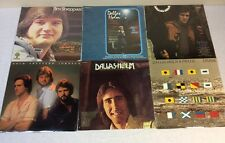 6 NEW/SEALED 1970's  VINYL RECORDS FROM DALLAS HOLM AND TIM SHEPPARD. Free Ship*