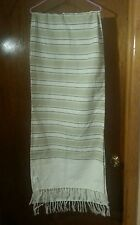 """Table Runner Unbranded 20"""" X 96""""/ 100% Cotton"""