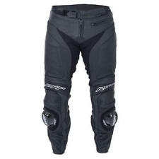 Summer Knee Cowhide Leather Exact Motorcycle Trousers