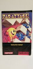 Super Nintendo SNES Pac-Attack - INSTRUCTION MANUAL ONLY - NO GAME