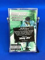 [SEALED] Bad Azz ‎– Personal Business | Cassette Tape Album 2001 Hype Sticker US