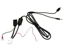 Aux Radio Adaptador Cable para VW MCD RNS 510 RCD 200 210 300 310 500 510 delta 6