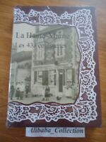 // NEUF LIVRE ** LA HAUTE-MARNE 433 communes **  51 carte postale DELATTRE