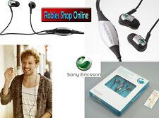 Sony Ericsson MH907 SensMe Stereo-Headset Motion Activated Headphones NEU OVP