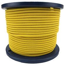 6mm Yellow Elastic Bungee Rope x 30 Metres Shock Cord Tie Down