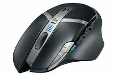 LOGITECH G602 Wireless Gaming Mouse Maus schwarz 2500 dpi