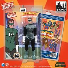 SUPER FRIENDS SERIES 4 GREEN LANTERN ; 8 INCH ACTION FIGURE ;NEW; IN STOCK