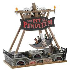 Lemax Spooky Town The Pit and the Pendulum 2020 New