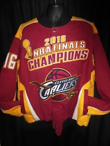 Cleveland Cavaliers Men's Commemerative 2016 G-III Champion Jacket