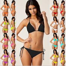 Women Bikini Set Swimsuit Two Pieces Push Up Bra Swimwear Bathing Suit Beachwear